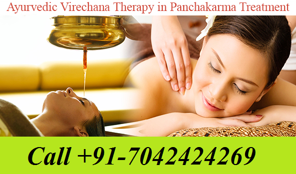 Ayurvedic Virechana Therapy in Connaught Place,Delhi -7042424269