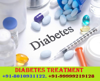 Treatment for Diabetes in Delhi | +91-8010931122