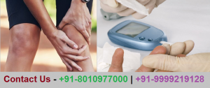 Joint Pain Diabetes treatment in Dhaula Kuan | +91-8010931122