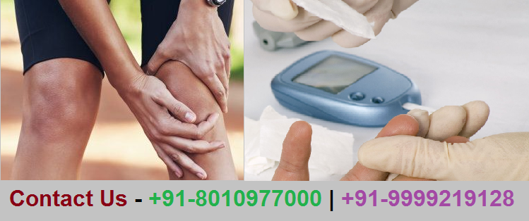 Joint Pain Diabetes treatment in Malviya Nagar | +91-8010931122