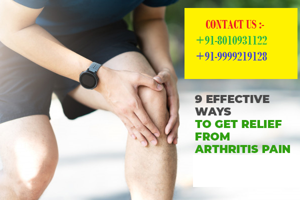 Best Arthritis Treatment in Chanakyapuri