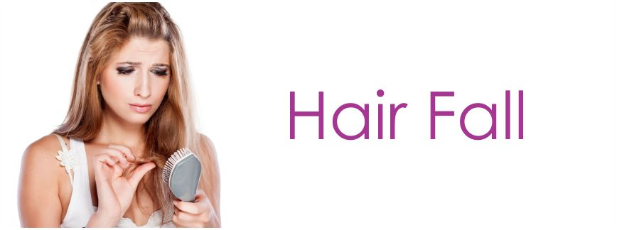 Hair fall treatment in Ber Sarai