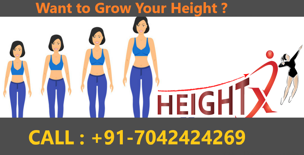 Herbal Height Increase Tablets for Females