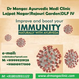 Ayurvedic doctor for low immunity treatment in Janakpuri
