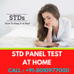 Sexually Transmitted Diseases Test Near Me