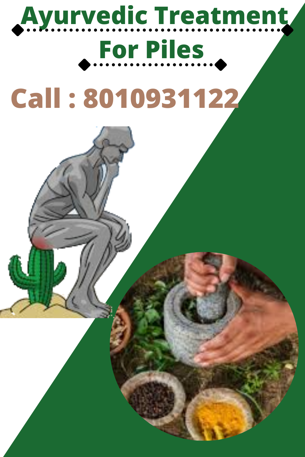 Ayurvedic treatment for piles in Delhi| Specialist for Piles in Delhi